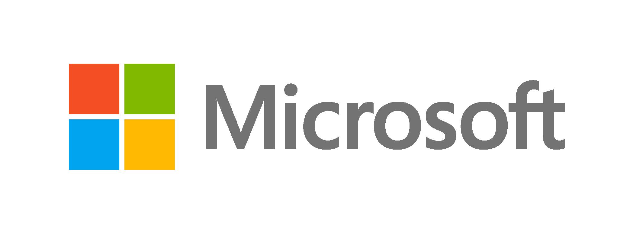 Microsoft-Logo-Transparent-Background